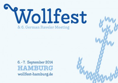 Wollfest Hamburg & 6. Garman Raveller Meeting