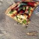 Eine gesunde 'Ein-Frauen-Pizza'