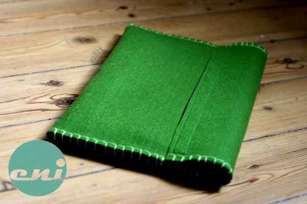 DIY Laptop-Tasche