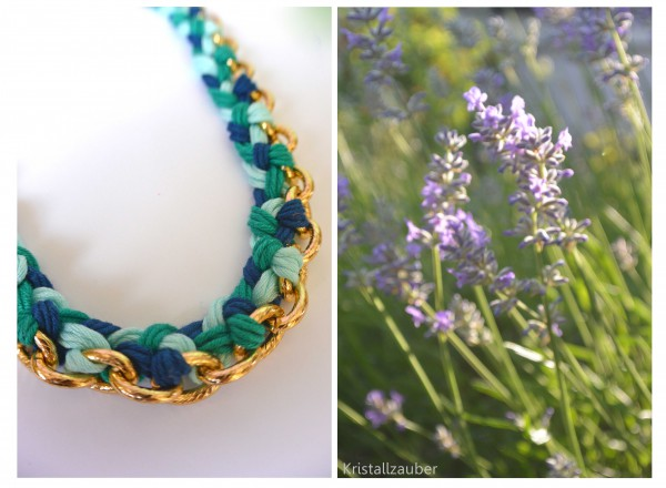 {DIY} Statment Kette
