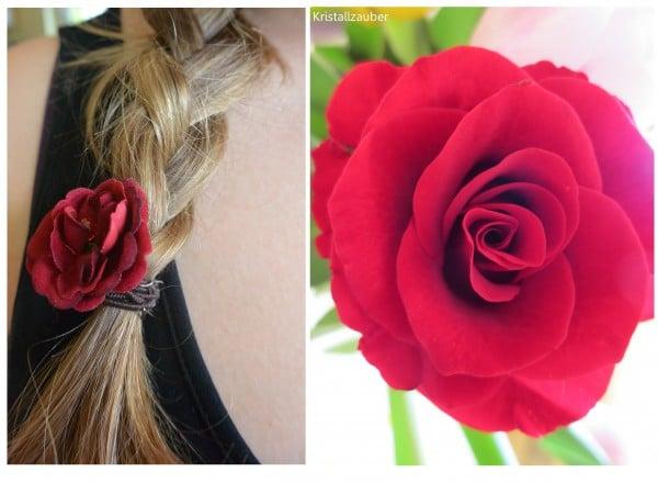Blumen fürs Haar