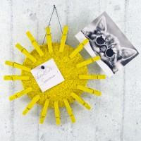 SonnengrußKartenhalter