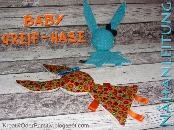 Baby Greif-Hase