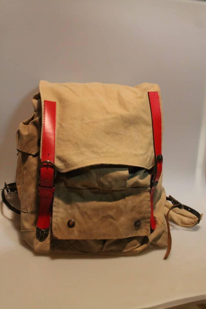 Mein Rucksack....