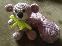 Häkelanleitung Amigurumi Teddy