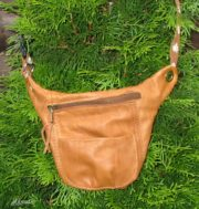 "Schnabelina Hip Bag "" Upcycling Style """