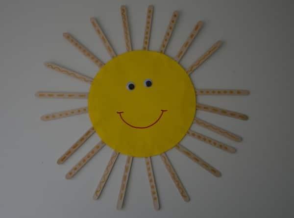 Die Sonne scheint…!
