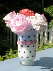 DIY: 50`er Jahre Vase
