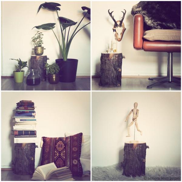 Der Baum im Haus
