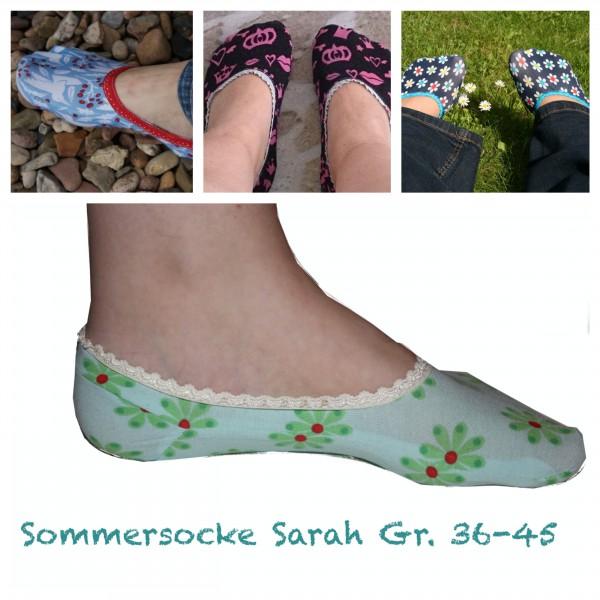Sommersocke Sarah Gr 36-45