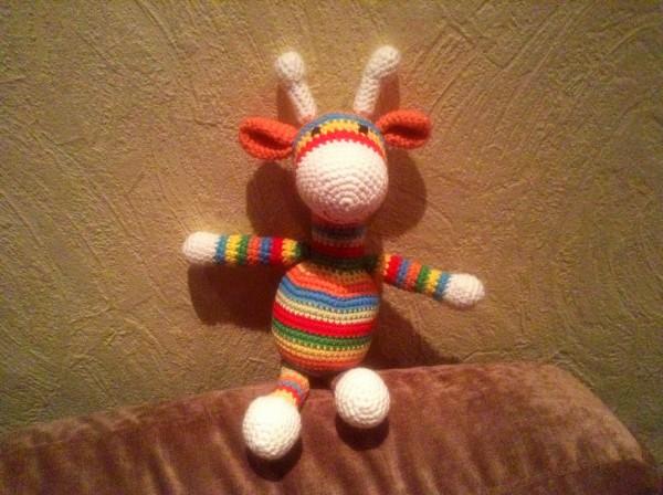 Amigurumi Zeitschrift Online Bestellen : Amigurumi: Giraffe Gertrud - Handmade Kultur