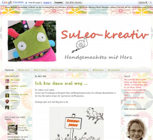 SuLeo - kreativ leben