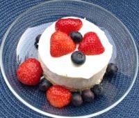 Jogurttörtchen mit Früchten