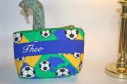 Kulturtasche zur Fußball-WM
