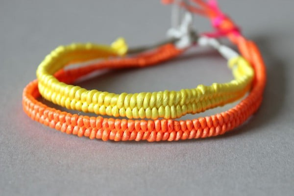 DIY - Fancy Armbänder