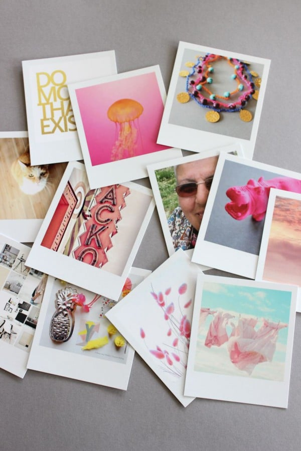 #LOVE – Polaroid revival