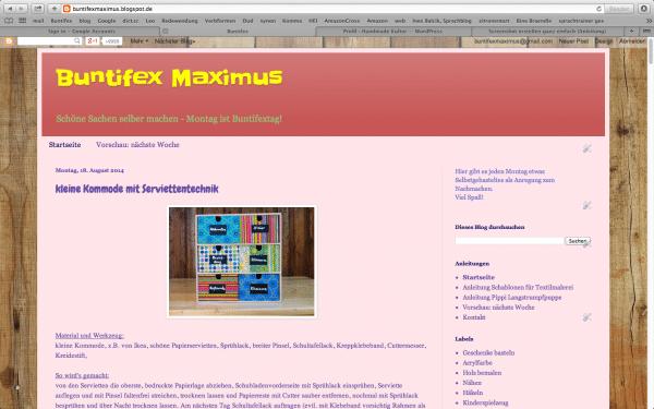 Buntifex Maximus