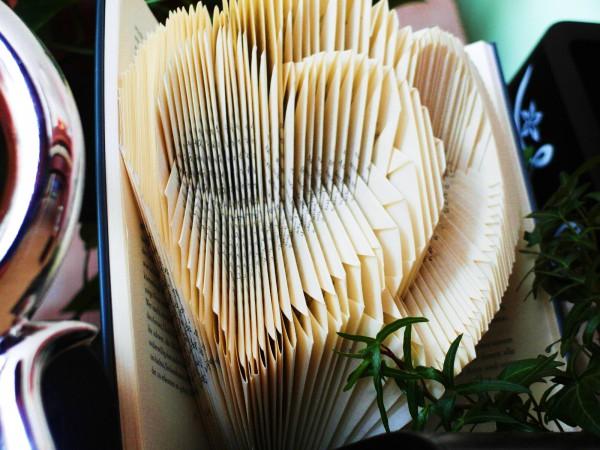Buch - Origami