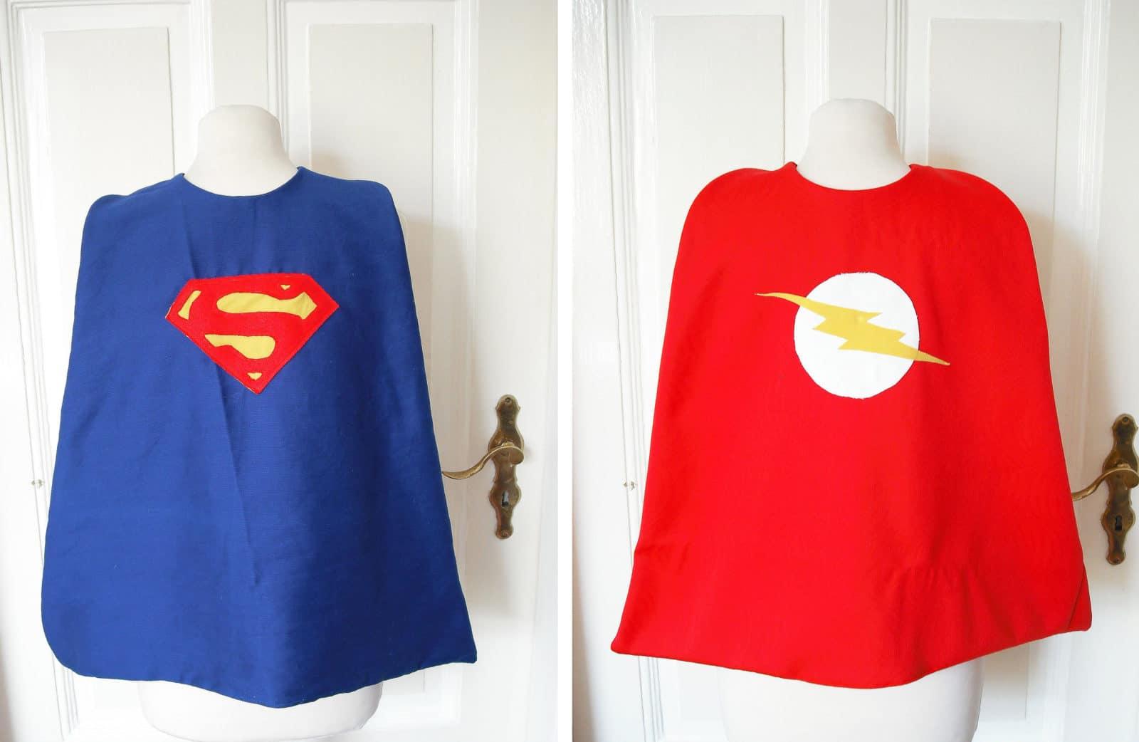 Superheldenumhänge - HANDMADE Kultur