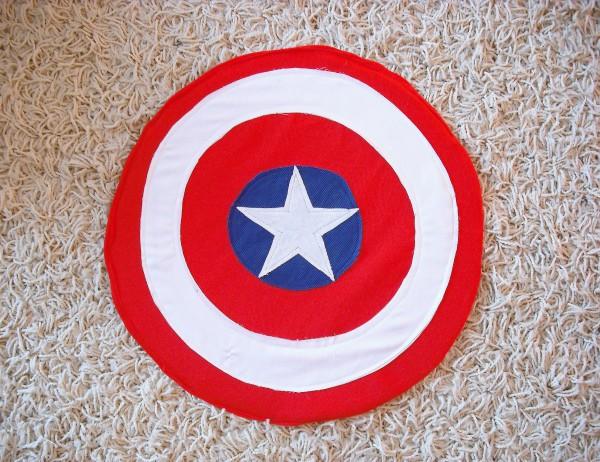 Captain Americas Schild