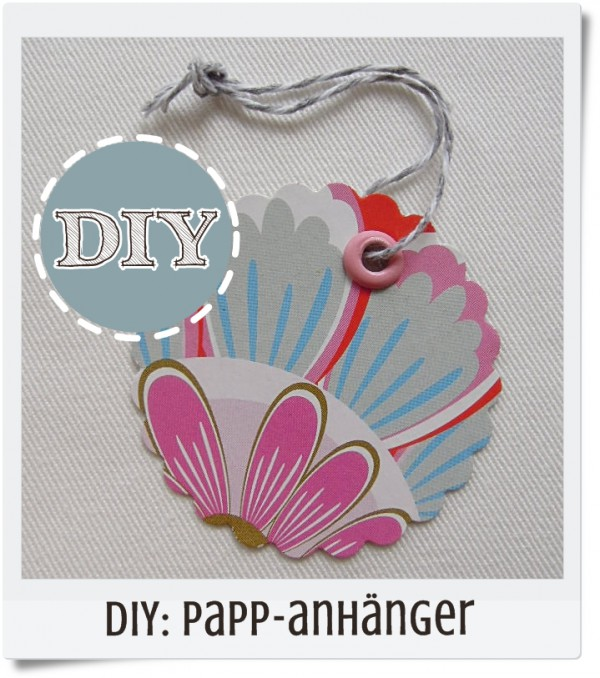 DIY: Papp-Geschenk-Anhänger