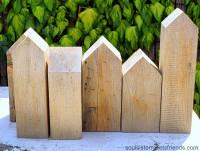 Schön & schlicht: Holzhäuser