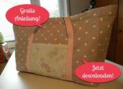 DIY Strandtasche *Bibis BigBag*