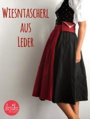 DIY Oktoberfest Wiesntascherl Schürzentascherl Dirndl Tasche