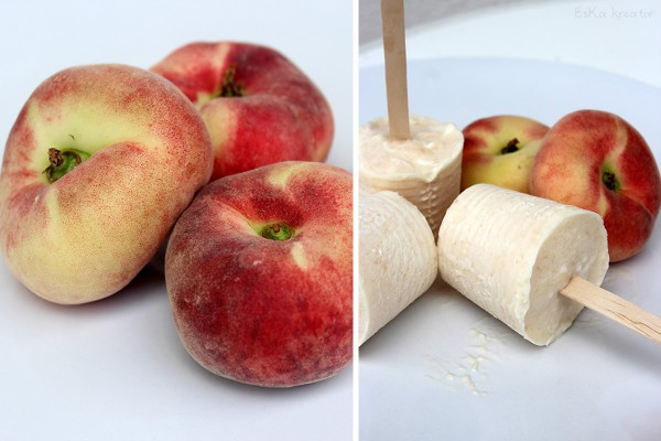 Peach-Pops and Sour Cream