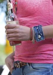 Jeans-Armband