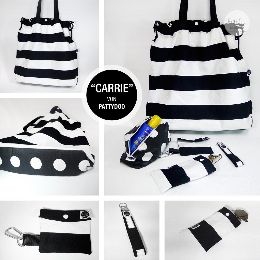 strandtasche mit accessoires handmade kultur. Black Bedroom Furniture Sets. Home Design Ideas