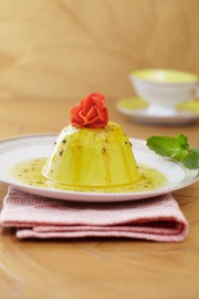 Mango-Panna cotta
