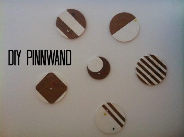 Easypeasy DIY Pinnwand