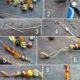 Armbänder fädeln mit Schmuckdraht