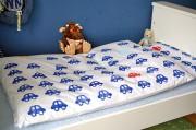 Kinderbettwäsche bestempeln