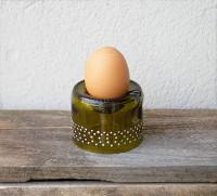 Eierbecher aus Flaschen