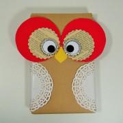 Eulen-Geschenk-Verpackung