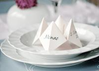"""Tisch """"Karten"""" Himmel & Hölle"""
