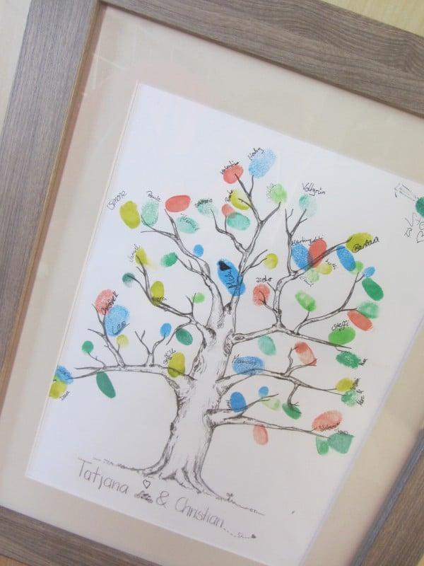 Hochzeitsbaum / wedding tree