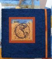 Buch mit Taschen und Klappen binden
