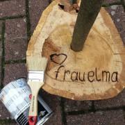DIY - Kleiderständer nach frau elma(s) Art
