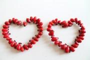 DIY-Anleitung für Herzen aus Hagebutten