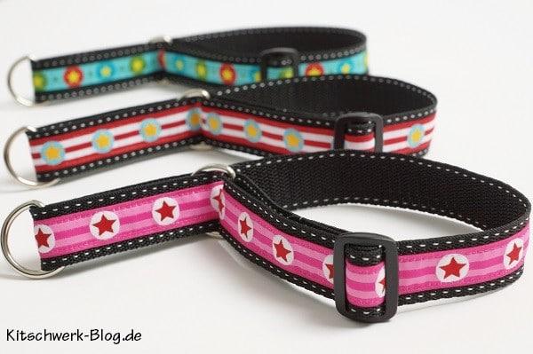 DIY: Hundehalsbänder
