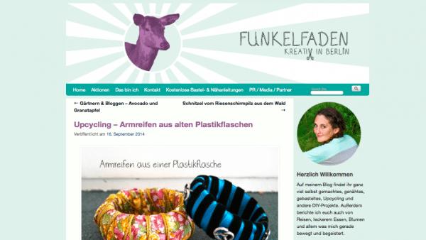 Funkelfaden  - Kreativ in Berlin
