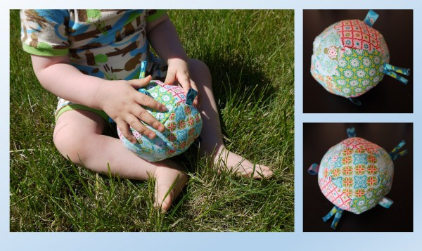 Penti-Ball: Ein Fühl- und Spielball für die Kleinsten