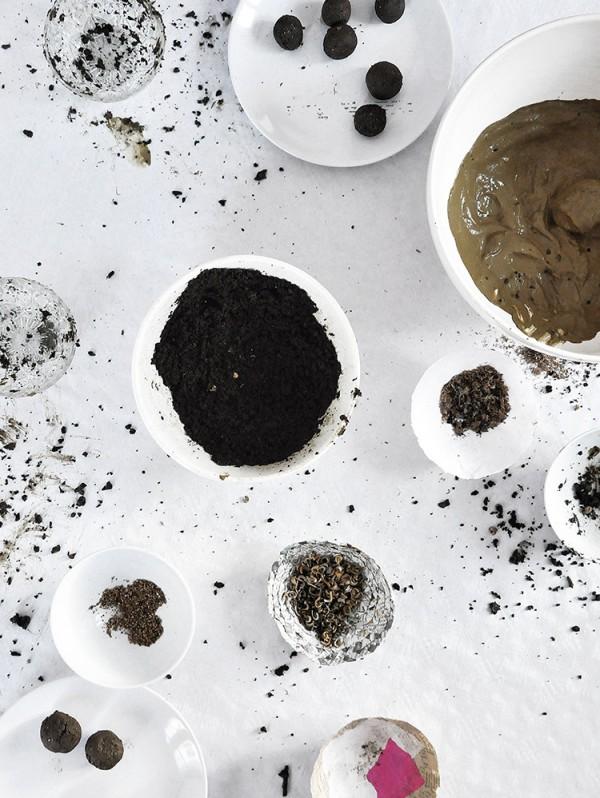Samenbomben: Graffiti für die Wiese