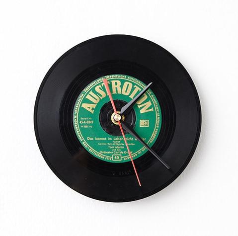 Die Vinyluhr