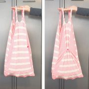 Upcycling T-shirt Beutel