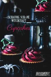 schaurig schöne Witchcraft Cupcakes
