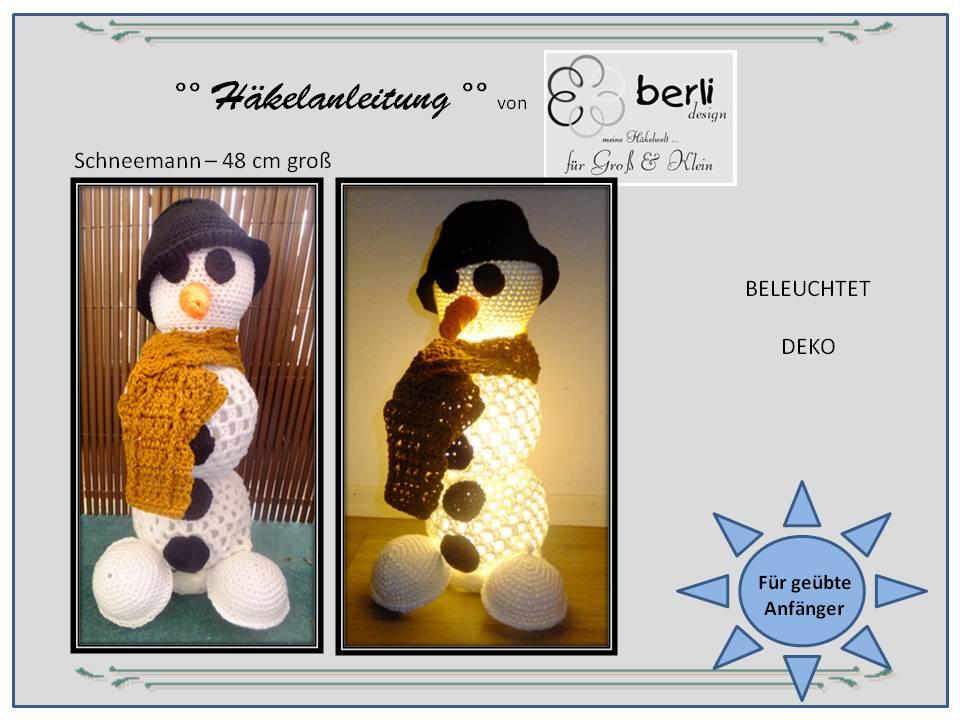 Schneemann deko beleuchtet handmade kultur for Adventsdekoration fensterbank